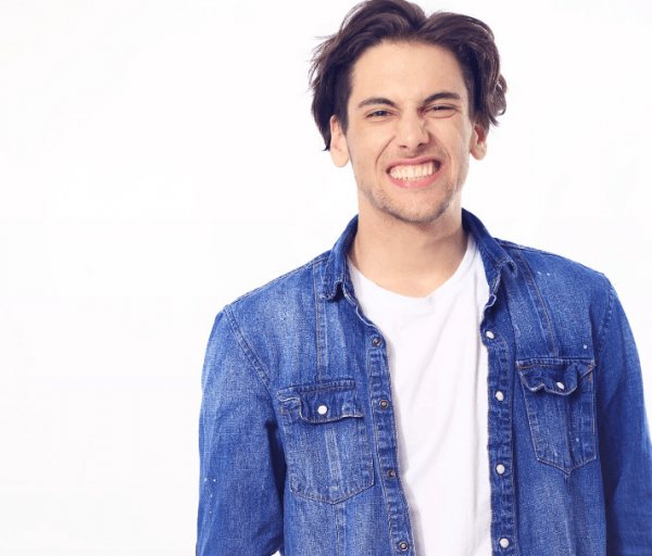Boris Lieber z nasmehom