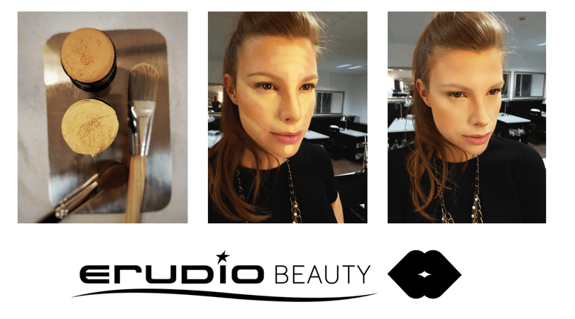 Make-up novoletni 1
