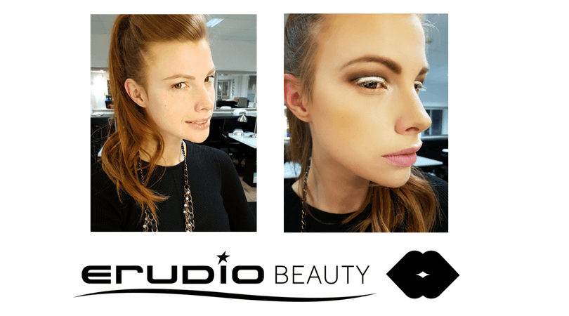 Make-up novoletni 2