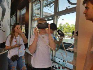 Virtualna resničnost.