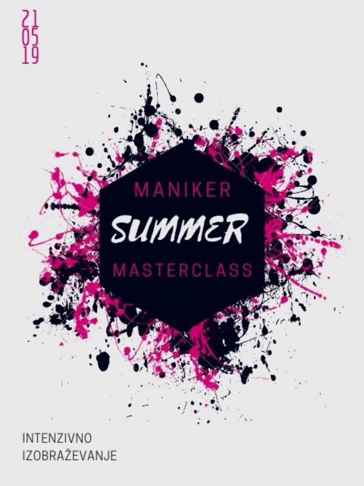Maniker masterclass summer edition_2